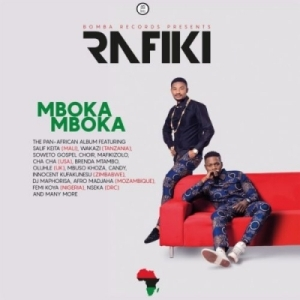 Rafiki - Ingoma ft. Bridgette Maseko
